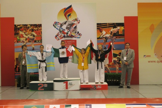 AIdan MacDonald wins bronze at the 2013 Pan Ameican Championships